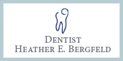 Dentist Heather E. Bergfeld